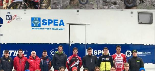 """Stage in Spagna """"la primavera del trial"""" SPEA e RFME"""