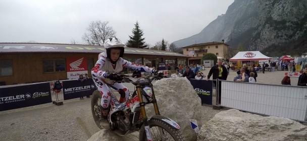 Tommaso Laghi partecipa al campionato europeo