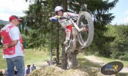 campionato italiano trial 2-3 luglio a santo stefano d'aveto