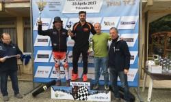 Per Silverio Verniani un bel secondo posto al trofeo centro-sud di polcanto