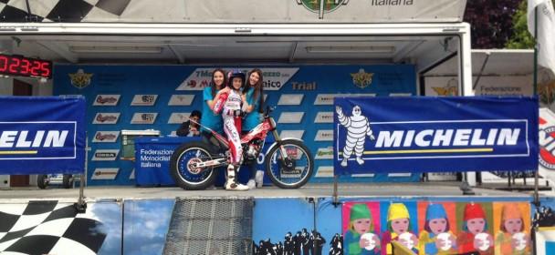 Prma tappa campionato italiano trial a tolmezzo