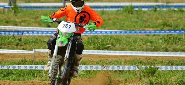 Castiglion Fiorentino campionato toscano enduro: i ragazzi sono in forma